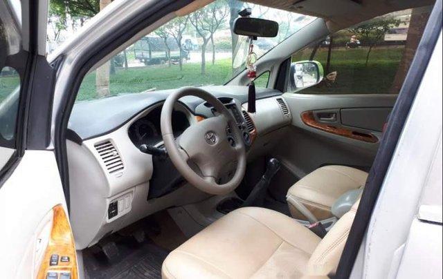 Cần bán Toyota Innova năm sản xuất 2008, màu bạc3