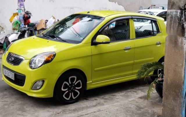 Bán Kia Morning SLX đời 2009, nhập khẩu xe gia đình, giá tốt0