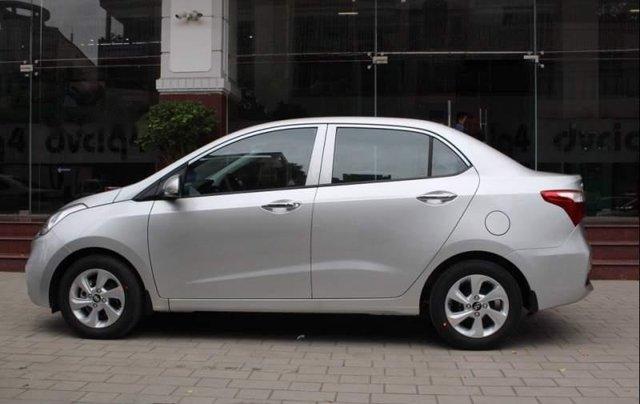 Cần bán xe Hyundai Grand i10 sản xuất 2018, màu bạc, giá chỉ 419 triệu5