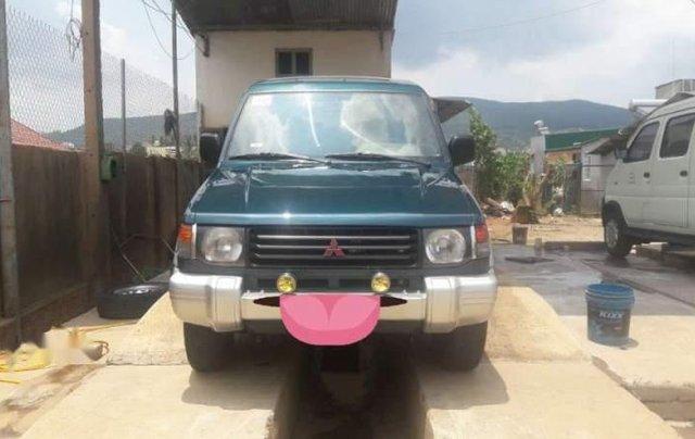 Cần bán gấp Mitsubishi Pajero sản xuất năm 20012