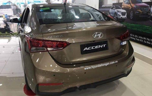 Bán xe Hyundai Accent sản xuất 2019, màu nâu4