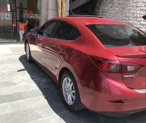 Bán ô tô Mazda 3 1.5AT đời 2017, màu đỏ, giá tốt1