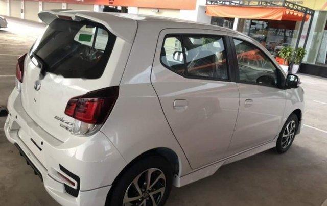 Bán Toyota Wigo 1.2AT sản xuất năm 2019, màu trắng, nhập khẩu3