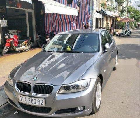 Bán gấp BMW 3 Series năm 2011, màu xám, nhập khẩu 0