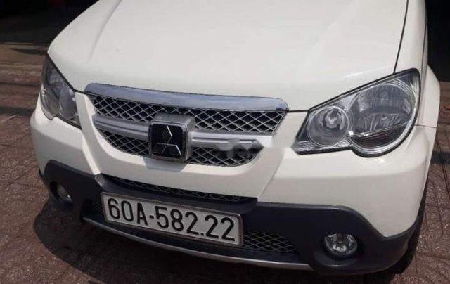 Bán ô tô Zotye Z500 năm sản xuất 2010, màu trắng, nhập khẩu nguyên chiếc, giá cạnh tranh4