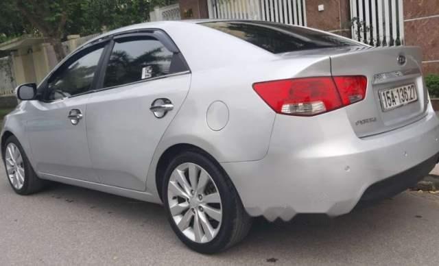 Bán xe Kia Forte đời 2009, màu bạc, nhập khẩu, 339 triệu3