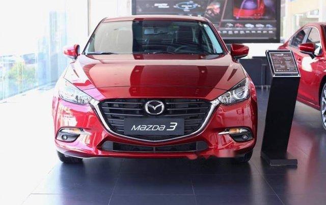 Bán xe Mazda 3 1.5 AT 2018, màu đỏ0