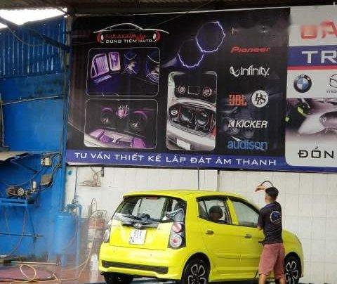Bán Kia Morning SLX đời 2009, nhập khẩu xe gia đình, giá tốt2