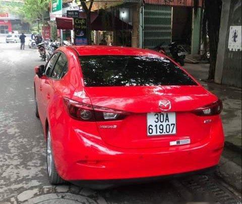 Bán Mazda 3 2.0AT đời 2015, màu đỏ, nhập khẩu 1