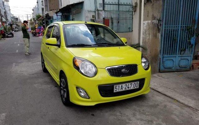 Bán Kia Morning SLX đời 2009, nhập khẩu xe gia đình, giá tốt3