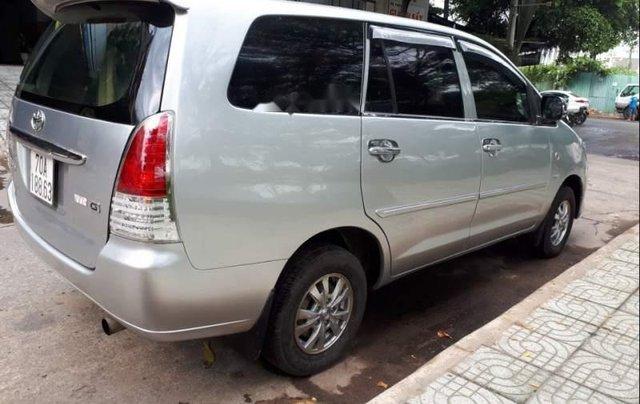 Cần bán Toyota Innova năm sản xuất 2008, màu bạc4