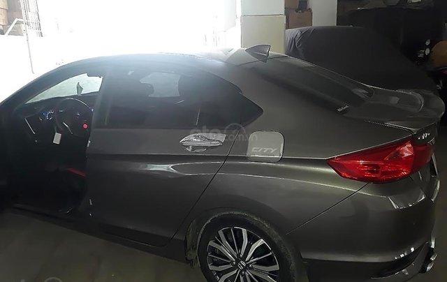 Bán xe Honda City năm 2018, màu nâu chính chủ, giá chỉ 550 triệu0