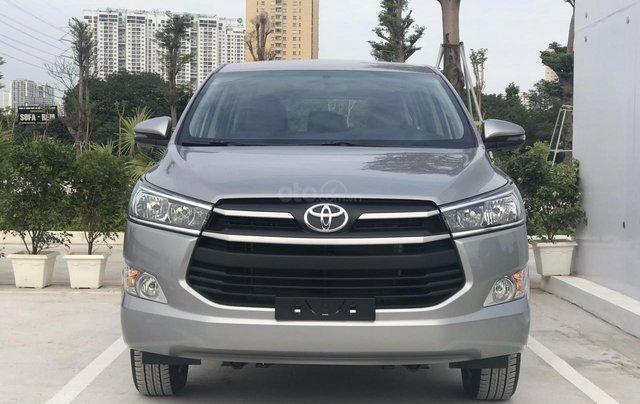 Toyota Innova 2020 số sàn - khuyến mãi lớn, trừ tiền và phụ kiện - Trả góp từ 6tr/tháng  0