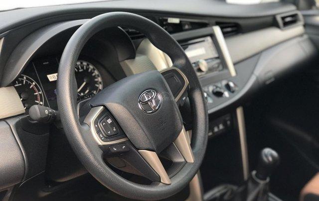 Toyota Innova 2020 số sàn - khuyến mãi lớn, trừ tiền và phụ kiện - Trả góp từ 6tr/tháng  3