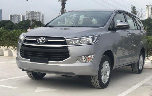 Toyota Innova 2020 số sàn - khuyến mãi lớn, trừ tiền và phụ kiện - Trả góp từ 6tr/tháng  4
