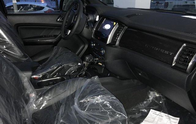 Ford Everest Titanium 2019 giao ngay, tặng PK, hỗ trợ trả góp, Lh 09347991195