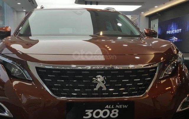 Peugeot Long Biên - 3008 All New 2019 - Khuyến mãi lớn tháng 4/20190