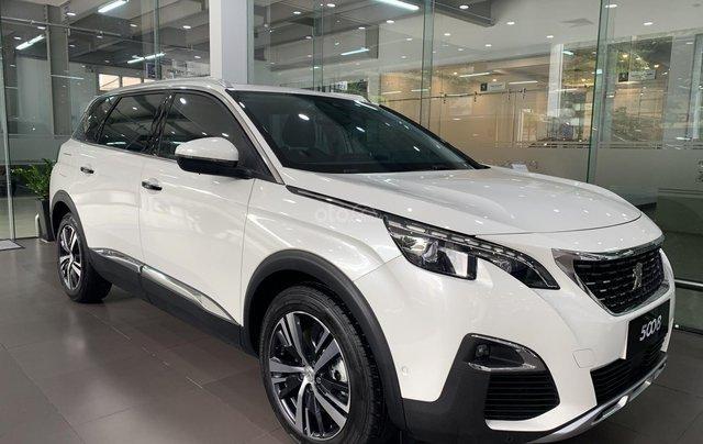 Peugeot Long Biên - 5008 All New 2019 - Khuyến mãi lớn - giao xe ngay1