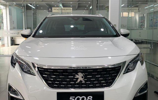 Peugeot Long Biên - 5008 All New 2019 - Khuyến mãi lớn - giao xe ngay0