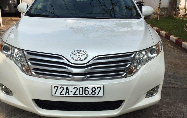 Cần bán 01 xe Toyota Venza, xe nhà it đi, nội thất ok0