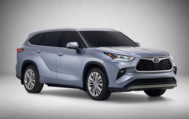 [New York 2019] Toyota Highlander 2020 trình làng với ngoại hình giống Toyota RAV4