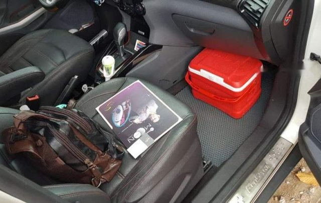 Cần bán xe Ford EcoSport Titanium 2016, màu trắng3