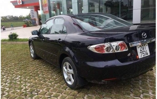 Cần bán xe Mazda 6 sản xuất 2004, xe cá nhân nữ sử dụng giữ gìn cẩn thận, giá thấp
