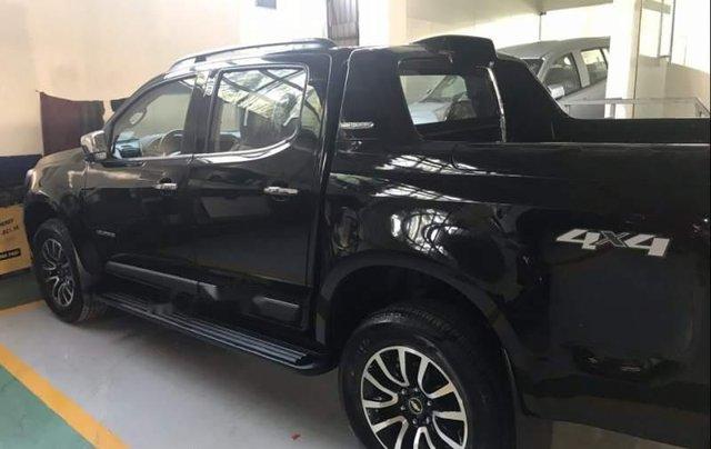 Cần bán xe Chevrolet Colorado đời 2018, màu đen, xe nhập, giá 605tr0