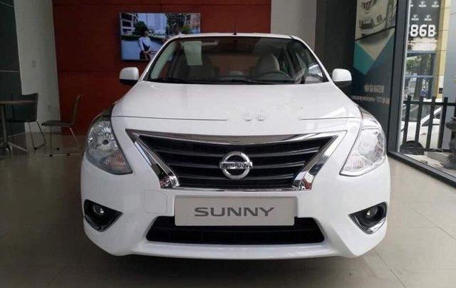 Bán Nissan Sunny đời 2019, màu trắng, giá chỉ 415 triệu3