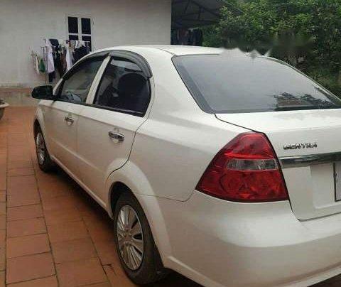 Bán ô tô Daewoo Gentra 2009, màu trắng, nhập khẩu giá cạnh tranh4