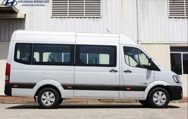 Cần bán xe Hyundai Solati sản xuất năm 2019, màu trắng, giá chỉ 995 triệu0