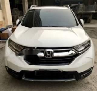Bán ô tô Honda CR V 2018, màu trắng chính chủ0