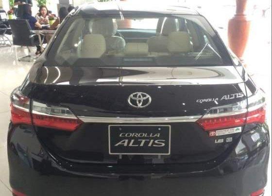Bán xe Toyota Corolla altis đời 2019, màu nâu2