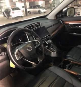 Bán ô tô Honda CR V 2018, màu trắng chính chủ2