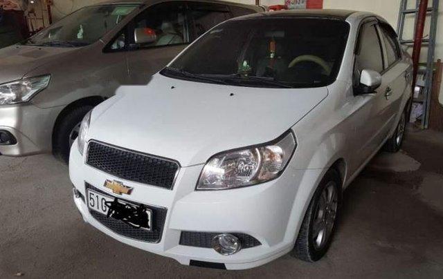 Bán Chevrolet Aveo đời 2017, màu trắng, xe nhập