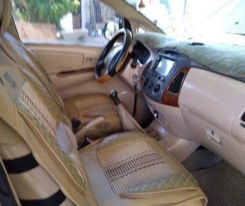 Bán Toyota Innova J sản xuất năm 2007, màu bạc, xe nhập, 247 triệu1