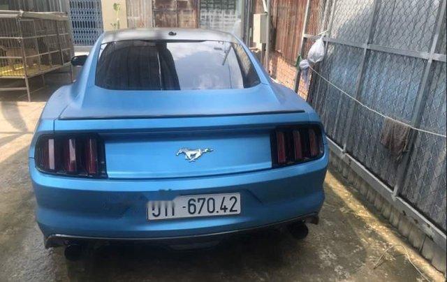 Cần bán Ford Mustang sản xuất 2015, màu xanh lam, nhập khẩu nguyên chiếc2