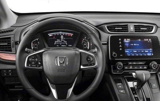 Bán xe Honda CR V đời 2019, màu bạc, xe nhập, giá 983tr4