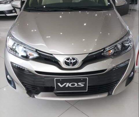 Cần bán xe Toyota Vios E MT đời 2019, giá chỉ 505 triệu0