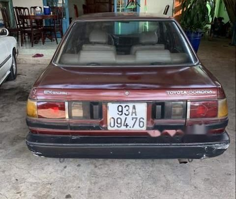 Bán Toyota Corona đời 1984, màu đỏ, xe nhập chính chủ1