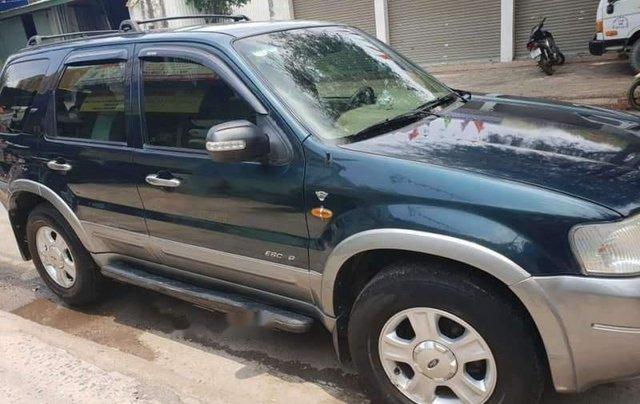 Bán ô tô Ford Escape đời 2003, xe nhập, số tự động0