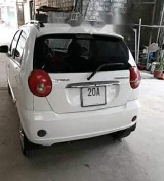 Bán Chevrolet Spark năm sản xuất 2008, màu trắng1