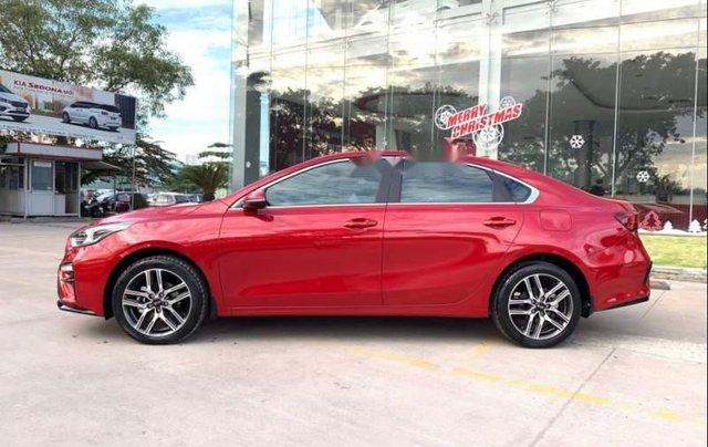 Cần bán Kia Cerato 2019, màu đỏ, giá tốt2