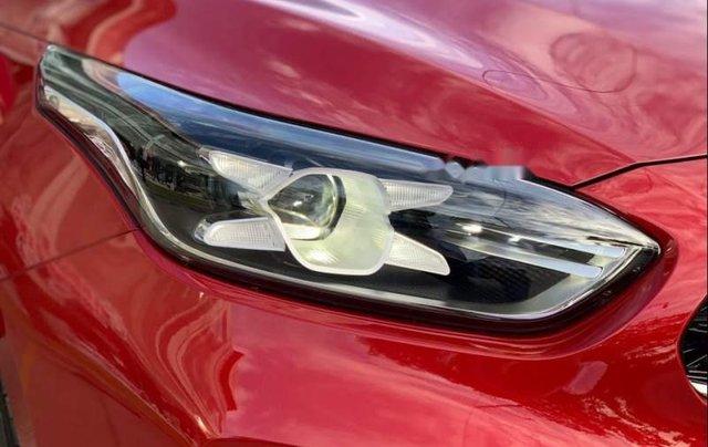 Cần bán Kia Cerato 2019, màu đỏ, giá tốt3