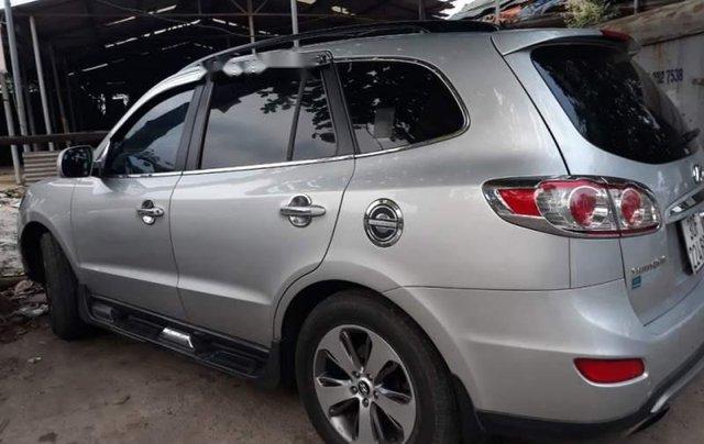 Cần bán gấp Hyundai Santa Fe năm 2012, màu bạc, xe nhập số tự động, 695 triệu0