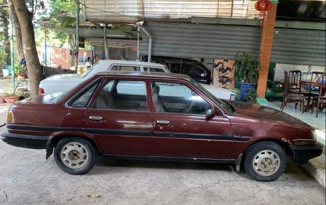 Bán Toyota Corona đời 1984, màu đỏ, xe nhập chính chủ0
