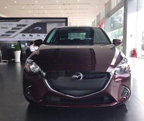 Cần bán Mazda 2 năm 2019, màu đỏ, xe nhập, giá tốt5