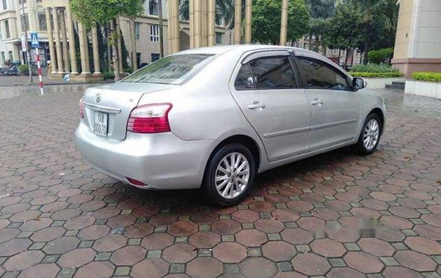 Bán Toyota Vios E sản xuất năm 2011, màu bạc như mới, giá tốt2