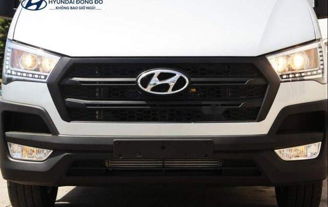 Cần bán xe Hyundai Solati sản xuất năm 2019, màu trắng, giá chỉ 995 triệu4