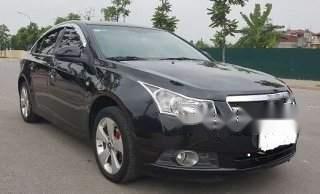 Bán xe Daewoo Lacetti CDX 2009, màu đen, xe nhập chính chủ, 285 triệu 0